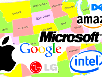 These are the Largest Companies Headquartered in Each State