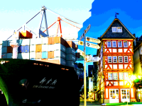 Could The Struggling Shipping Industry Create a Banking Crash in Germany?