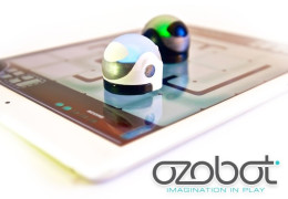 Ozobot by Evollve Inc
