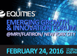 EQUITIES Emerging Growth and Innovation Forum