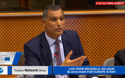 Blockchain in Fintech | EU Parliament (Blockchain for Europe Summit) Archives