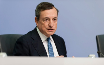 EUR/USD: Draghi Drags It Below Support With Dovish Speech
