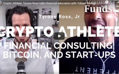 The Acquirer's Podcast: Tyrone Ross, Jr — Crypto Athlete