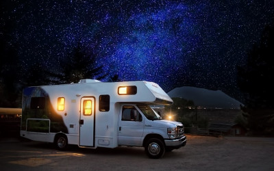 What Do Crashing RV Sales Tell Us About 2020?