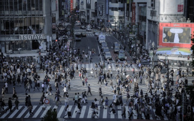 "The Global Economy Looks Disturbingly Like Japan Before Its ""Lost Decade"""