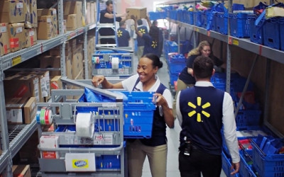Walmart Delivers — a Lot — in Second Quarter