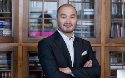 Kusto Group's Yerkin Tatishev Builds New Partnerships at Kazakhstan-Singapore Business Forum