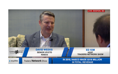 David Weeks Exclusive One-on-One Interview at 2019 Conv2x Conference | Traders Network Show – Equities News