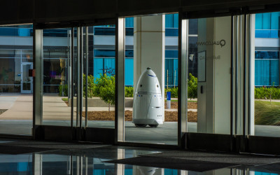 Knightscope: Robot Security Force Coming to a Mall Near You!