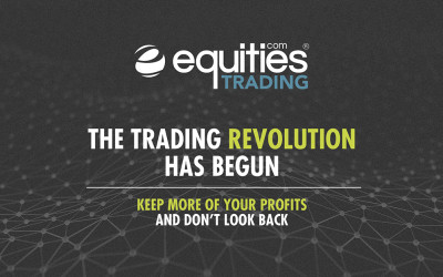 Equities.com Launches Unlimited Trading Via Tradier Brokerage, Transforming Into a News & Fintech Portal