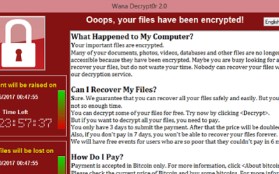 WannaCrypt Offers a Lesson in Crisis Preparedness