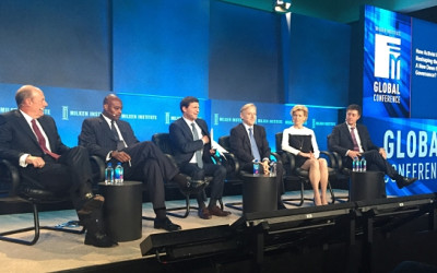 The Dirty Secret About Activist Investing – Milken Institute Global Conference 2016