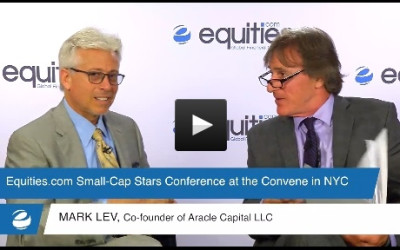 Mark Lev, Co-Founder at Aracle Capital Interviewed by Equities.com at the Small-Cap Stars Spring Conference 2015