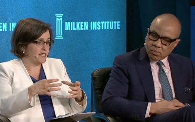​Income Inequality: The Ford Foundation Takes a Stand - Milken Institute Global Conference 2016
