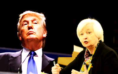 Can Trump and Yellen Co-Exist?
