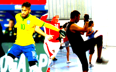 ​This App Could Soon Have You Working Out With Neymar