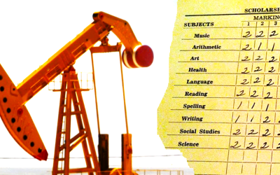 What Can We Learn from Crude Oil's First Quarter Report Card?