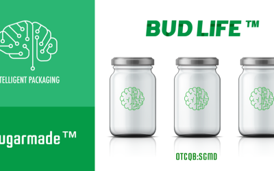 Sugarmade Debuts BudLife Prototypes - World's First and Only Patented Storage for Preserving Cannabis Flowers