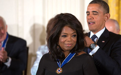 Instead of Running for President, Here's What Oprah Should Do