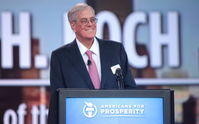 Kochs Unveil List of Backed House Candidates