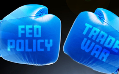 DOUBLE WHAMMY: Fed Policy and the US-China Trade War