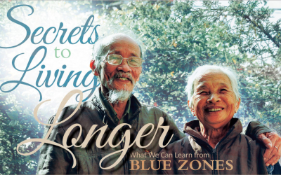 How Blue Zones Can Help You Live Longer