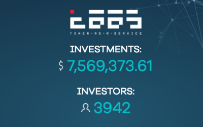 TaaS Is a Blockchain Post ICO Fund Returning 61% ROI
