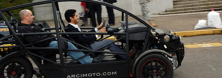 Arcimoto & NASDAQ: A New Paradigm for Reg A
