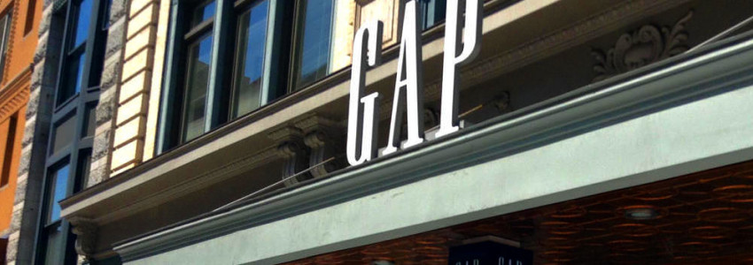 The Gap Steps into the Men's Athleisure Game