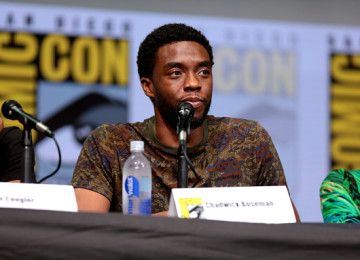 Chadwick Boseman — Star of 'Black Panther,' 'Marshall,' '42' — Dies of Cancer at 43