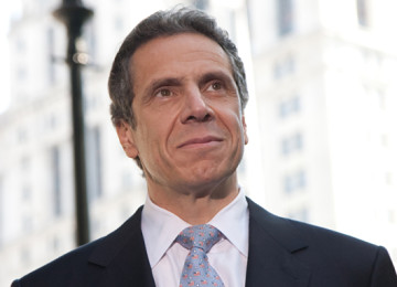 New York Governor Cuomo Denies Sexual Harassment Allegations