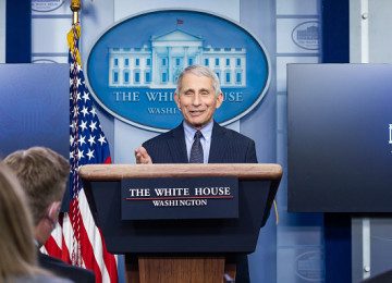 Fauci Says He Expects CDC To Relax Some COVID-19 Restrictions Soon