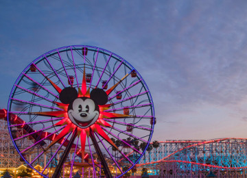 Disney California Adventure Park To Have 'Limited' Reopening in March