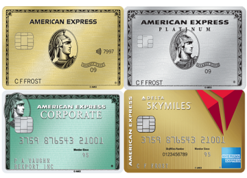 American Express Beats Estimates; Releases More Than $1 Billion of Loan Loss Reserves