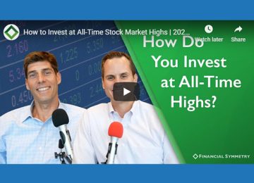How Do You Invest at All-Time Highs?