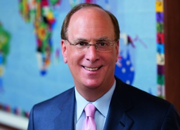 BlackRock CEO Larry Fink Supports Mandatory Corporate Risk Reporting Related to Climate Change