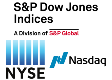 Stocks End Week Broadly Lower; S&P Falls 1.1% for Third Straight Weekly Loss