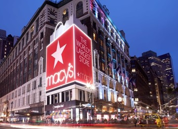 Macy's Reports More Than 20% Drop in Fiscal Q3 Comparable Sales; Expects Trend To Continue in Q4