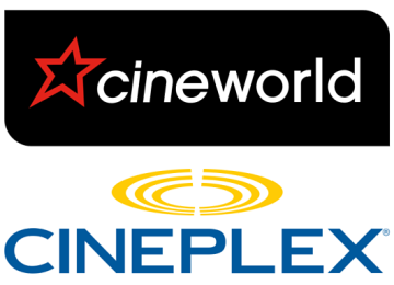 Cineworld To Make Counterclaim Against Cineplex Over Failed Takeover