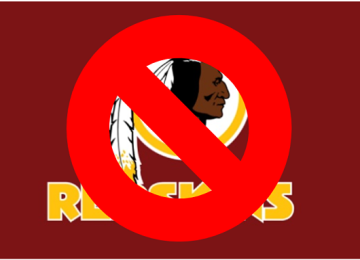 Washington NFL Franchise Finally Drops 'Redskins' Name and Indian Head Logo