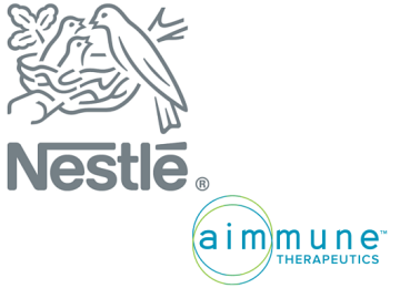 Nestlé To Acquire Rest of Aimmune Therapeutics for $34.50 Per Share