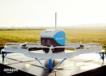 Amazon Prime Air Gets FAA Approval To Test Delivery Drones