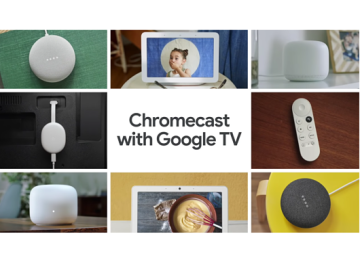 Google Launches Google TV Streaming Platform, New 5G Phone and Chromecast