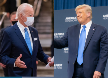 Biden Tells Georgia He'll Unify and Save the Country; Trump Hits Midwest, Says 'Look What I've Done'
