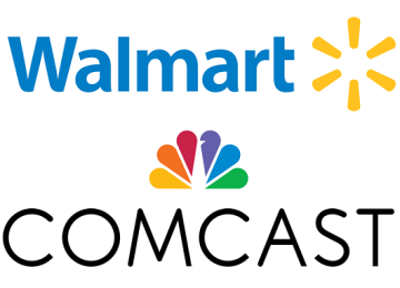 Walmart in Discussions With Comcast To Develop and Distribute Smart TVs