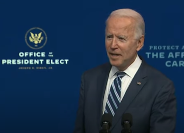Biden Vows 'To Get Right To Work' Regardless of Trump's Refusal To Accept Election Outcome