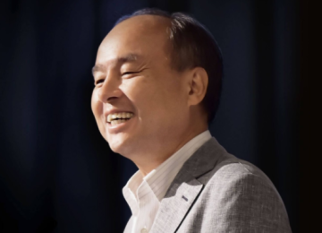 Softbank's Masayoshi Son Has $80 Billion To Deploy on Technology Companies