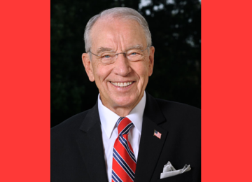 Senator Chuck Grassley Tests Positive for Coronavirus