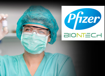 Pfizer and BioNTech Receive Emergency Use Authorization for COVID-19 Vaccine in United Kingdom
