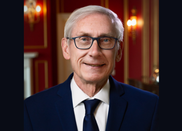 Wisconsin Governor Evers Calls Trump's Latest Lawsuit an 'Assault on Democracy'